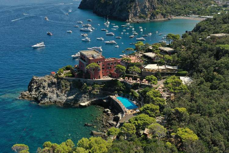 Mezzatorre Hotel Thermal Spa Hotel 5 Stelle A Ischia In Italia