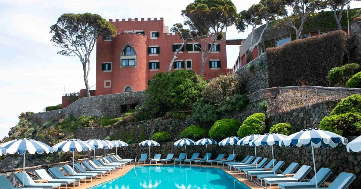Mezzatorre Hotel Amp Thermal Spa 5 Star Hotel In Ischia Italy
